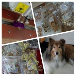 犬とオーナーのためのお店「DOG LIFE PLUS」では、毎月西広島駅前の不動産 エイトハウジングさんにて出店をしています。