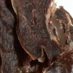 広島県産の良質な猪肉を使ったジャーキー(犬用)